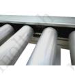 Görgős szállítópálya, Hossz: 945 mm, hasznos szélesség 795 mm, 08B1 lánchajtással