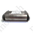 Fordítódob konzollal, rozsdamentes; D060 mm palástátmérő; 190 mm palásthossz