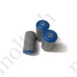 Görgő 50 mm palástátmérővel (T13) Beépítési méret 100 mm, Rugós, PVC