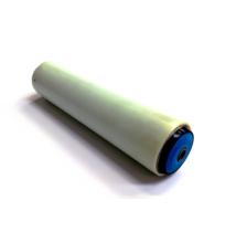 Görgő 50 mm palástátmérővel; Bevonattal (T22) Beépítési méret 250 mm; Aluminizált;