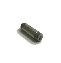 Görgő 20 mm palástátmérővel (T12) Beépítési méret 58 mm, Rozsdamentes