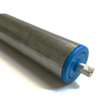 Görgő 60 mm palástátmérővel (T23) Beépítési méret 394 mm,Lapolt, Aluminizált
