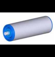 Görgő 50 mm palástátmérővel (T13) Beépítési méret 505 mm, Műanyag