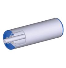 Görgő 40-50 mm palástátmérővel (T21) Műanyag csapágyház