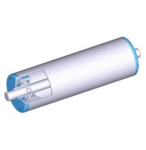 Görgő 40-63 mm palástátmérővel (T23) Műanyag csapágyház