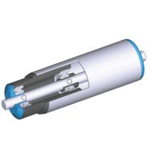 Görgő 50-63 mm palástátmérővel (T56-23) hosszbordás szíj hajtás PJ