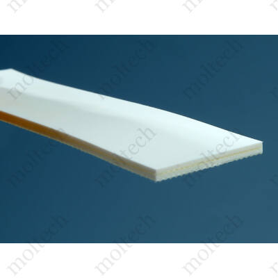 Élelmiszeripari szállítószalag PVC-ből