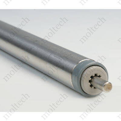 Görgő 20 mm palástátmérővel (T12) Beépítési méret 425 mm, Rozsdamentes