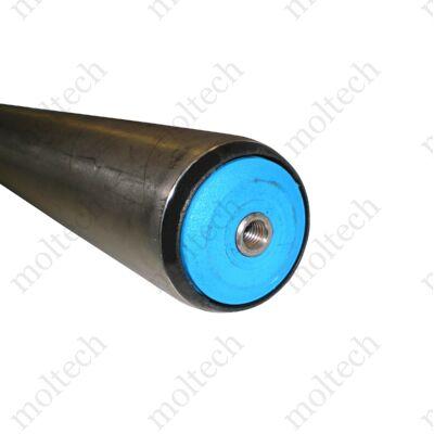 Görgő 50 mm palástátmérővel (T22) Beépítési méret 900 mm; Rozdamentes