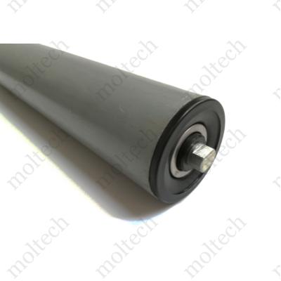 Görgő 90 mm palástátmérővel (T44) Beépítési méret 470 mm,Lapolt, PVC