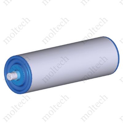 Görgő 50 mm palástátmérővel (T13) Beépítési méret 1049 mm, Rozsdamentes