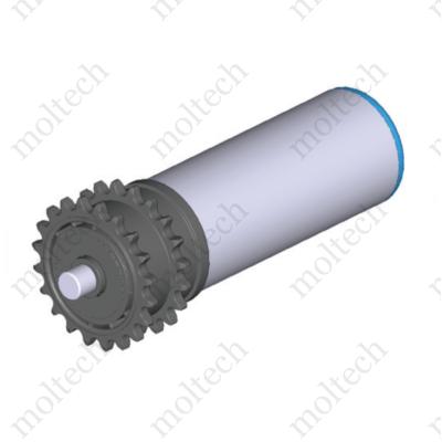 Görgő 50-63 mm palástátmérővel (T52-23) lánchajtás 2x06B1